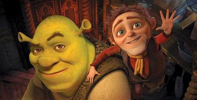 Shrek 4: Zvonec a konec