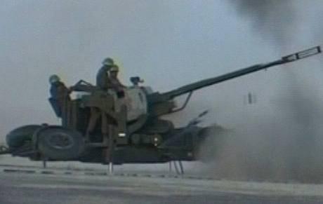 Íránská armáda zahájila rozsáhlé pětidenní manévry (23. 11. 2009)