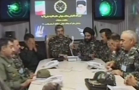 Vedení íránské armády zahájilo pětidenní manévry (23. 11. 2009)