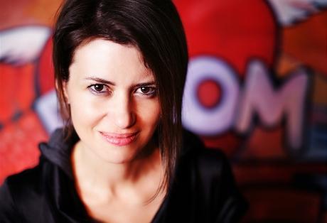 Spisovatelka Bianca Bellová