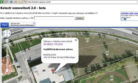 Katastr2.appspot.com