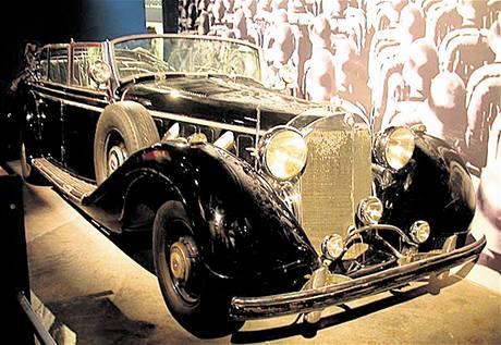 Hitlerův Mercedes 770K