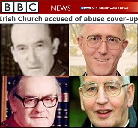 Arcibiskupové, kteří kryli zneužívání dětí kněžímí dublinské arcidiecéze