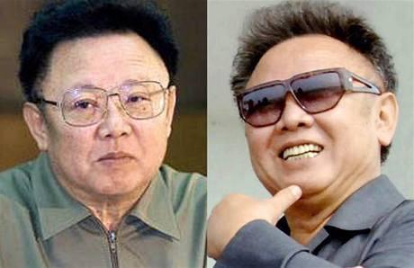 Severokorejský vůdce Kim Čong-il nebo jeho dvojník?