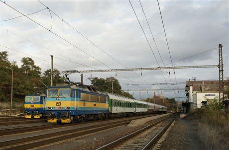 Vlak, Sony Alfa 850