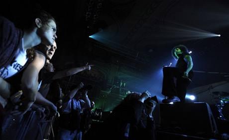 Alice In Chains (Praha, 24. 11. 2009, zpěvák William DuVall)