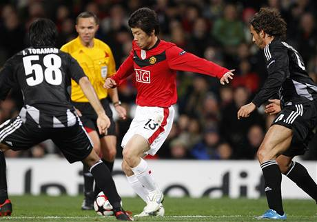 Manchester United: Park Ji-sung