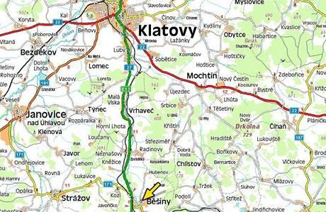 Běšiny na Klatovsku