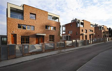 2. cena v kategorii Rezidenční projekty