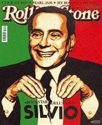 Italský premiér na titulní straně italské mutace časopisu Rolling Stone