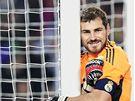 FC Barcelona - Real Madrid: hostující gólman Iker Casillas