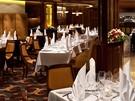 Oasis of the Seas, největší výletní loď na světě. Restaurace Chops Grill