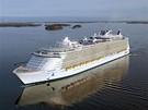Oasis of the Seas, největší výletní loď světa