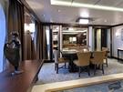 Oasis of the Seas, největší výletní loď světa. Královské apartmá