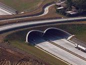 Přesýpaný most u Hranic na Moravě