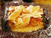 Mandlové florentinky - řezy