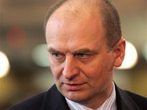 Petr Gandalovič na kongresu ODS (21. 11. 2009)