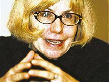 Spisovatelka, dramatička a publicistka Daniela Fischerová