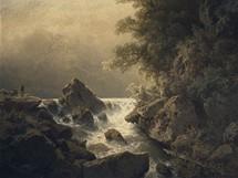 Charlotta Piepenhagenová - Motiv zTyrol, (1879)