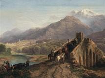 August Piepenhagen - Krajina smostem (30. léta 19. století)