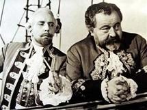 Z filmu Baron Prášil