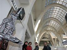 Zahájení veletrhu výtvarného umění Brno Art Fair
