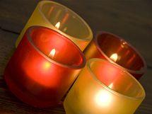 I takto může vypadat adventní svícen - staňte se minimalisty a ušetřený čas věnujte rodině.