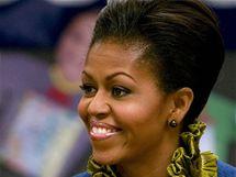 První dáma USA Michelle Obamová