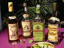 Tequila, limetka, sůl. Obřad pití nápoje z agáve může začít