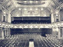 Kino Lucerna v roce 1909