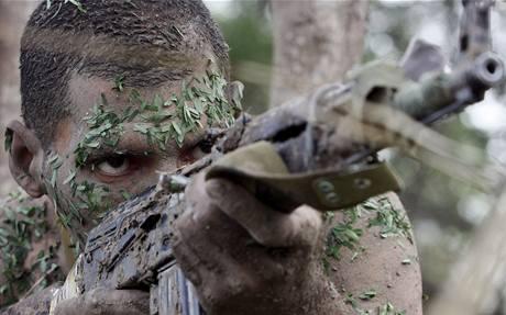 Kubánské vojenské manévry (30. 11. 2009)