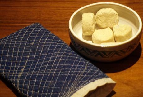 Mýdlo sefidab a žínka kisah