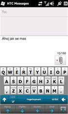 HTC HD2 - SMS, emaily a telefonování
