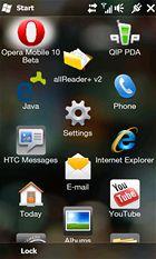 HTC HD2 - displej