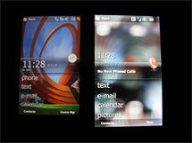 HTC Touch HD a HD2