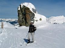 Rakousko, Montafon, nejvyšší bod