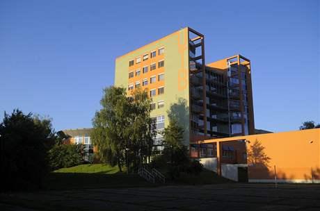 Budova školy UTB
