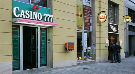 Herna v centru města, Casino 777 na náměstí Svobody
