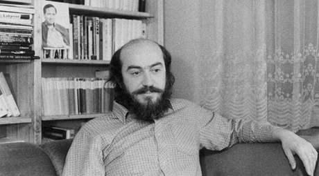 Petr Zeman v roce 1979
