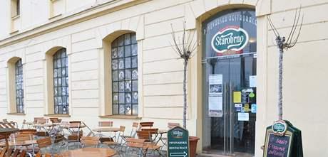 Pivovarská restaurace v Brně