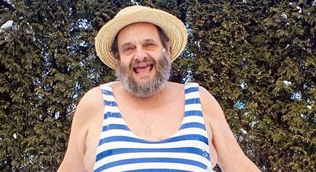 Pan Rosnička alias Miloslav Čížek
