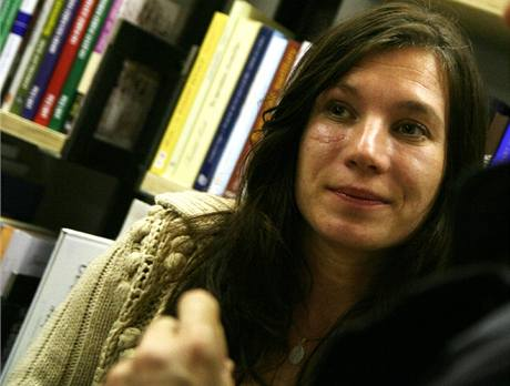 Markéta Pilátová, hispanistka, spisovatelka, novinářka