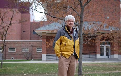 Steve Running, profesor klimatologie na University of Montana