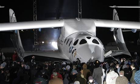 SpaceshipTwo (7. prosince 2009)