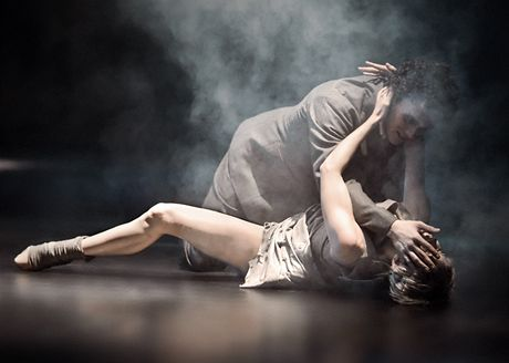 Z baletu Faust (Jiří Kodym a Zuzana Susová)