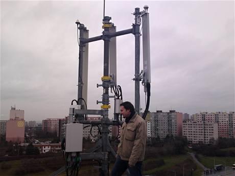 Start testování T-Mobile 3G