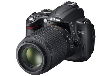 20 nej Nikon D5000