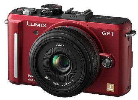 20 nej Panasonic Lumix GF1