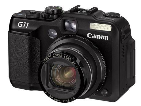 20 nej Canon PowerShot G11