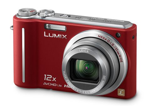 20 nej Panasonic Lumix TZ7